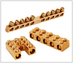 BRASS MARINE CABLE GLAND ELECTRICAL ACCESSORY